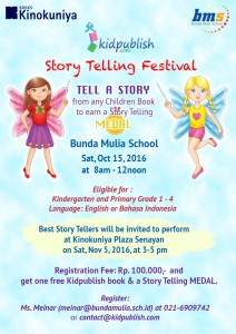 Story Telling Festival 2016 A4